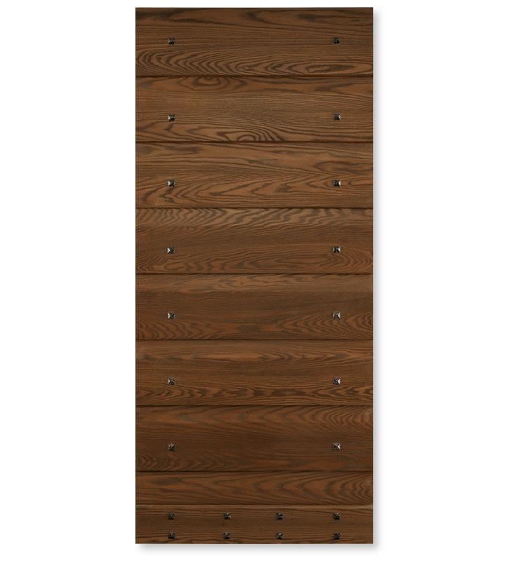Pannello per porte blindate in massello mercantile antico - Pannello decorativo per porte ...